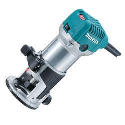 """MAKITA ROUTER 6.35MM (1/4"""") 710W"""