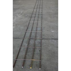 TRENCH MESH 300MM 4 BAR 11MM 6MT