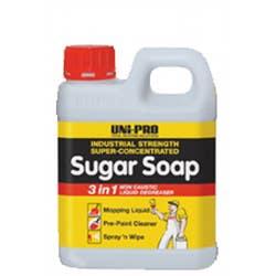 SUGAR SOAP CONCENTRATE 1L