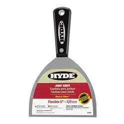 HYDE JOINT KNIFE 125MM CARBON STEEL