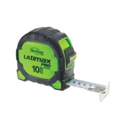 STERLING ULTIMAX PRO TAPE MEASURE 10M
