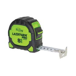 STERLING ULTIMAX PRO TAPE MEASURE 8M