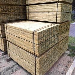 Treated Pine Palings