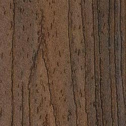 TREX TRANSCEND SQ EDGE DECKING SPICED RUM 139.7X33MM 4.88