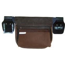 TRADE TIME TOOL BAG 500 SGLE 2 POUCHES