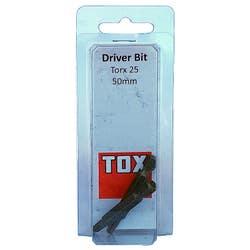 THUNDERZONE TORX TX25 X 50MM IMPACT DRIVER BIT