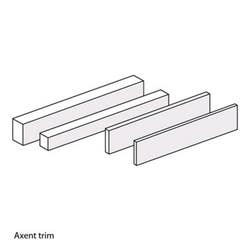 JAMES HARDIE AXENT TRIM SANDED 38MM 89MMX3640MM