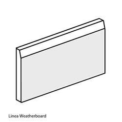 SCYON LINEA WEATHERBOARD 150MM X 4200MM