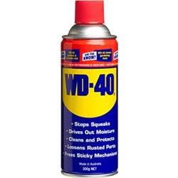 WD40  300G SPRAY LUBRICANT