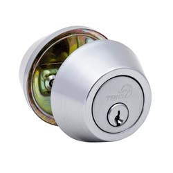 TRIO DEADBOLT DOUBLE CYLINDER SSS