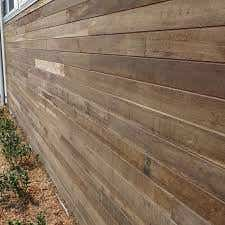 WOOD ELEMENTS SAWN BRUSHED FACE CLAD COULEE I/BARK X 21LM