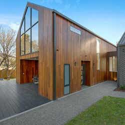 WOOD ELEMENTS CLADDING COULEE SPOTTED GUM X 21LM
