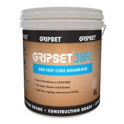 GRIPSET 38FC SBR FAST CURE WATERPROOFING MEMBRANE 5L