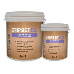 GRIPSET E60 WATER BASED EPOXY PRIMER 2 PART 10L KIT