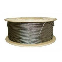 WIRE ROPE 316 SS 1X19 3.2MM