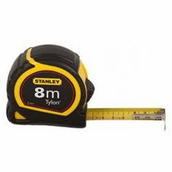 STANLEY YELLOW TAPE RULE 25MM X 8M
