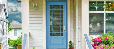 The Haven Entrance range from Hume Doors & Timber
