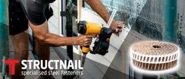 Structnail is a steel frame fastener game-changer