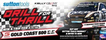 WIN a trip for 2 to the Gold Coast 500 V8s