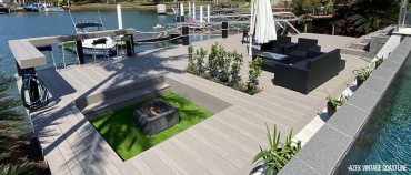 Avoid the pitfalls of the wrong decking material for the space