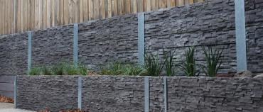 Galintel Retaining Wall Post